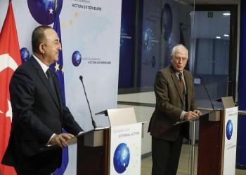 أنقرة تنسق موعد زيارة مسؤولين أوروبيين لبحث ملفات حساسة