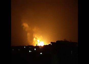 """بعد قصف حماة.. دمشق تستهجن """"الصمت الرهيب"""" إزاء اعتداءات إسرائيل"""