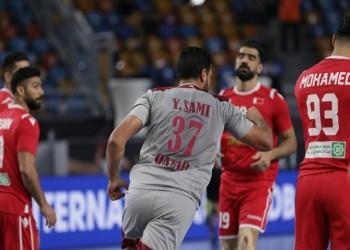قطر تفوز على البحرين في مونديال كرة اليد.. وكابوتي رجل المباراة