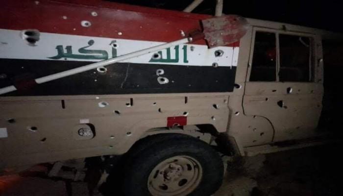 العراق.. مقتل 11 من الحشد الشعبي في هجوم لتنظيم الدولة