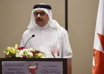 انتقادات حقوقية.. وزير خارجية البحرين يواجه لائحة مطالب أوروبية