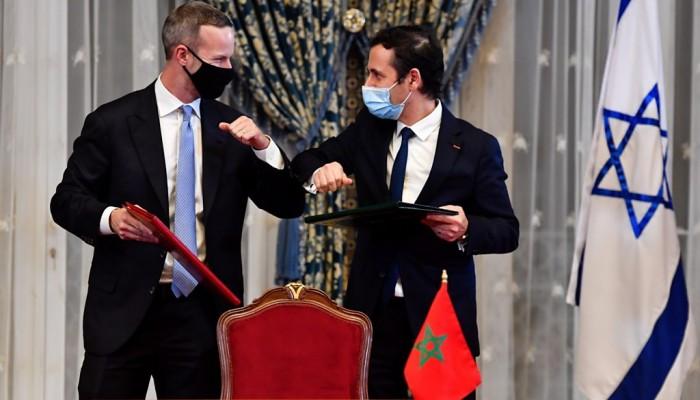 الحكومة الإسرائيلية توافق على رفع مستوى العلاقات مع المغرب