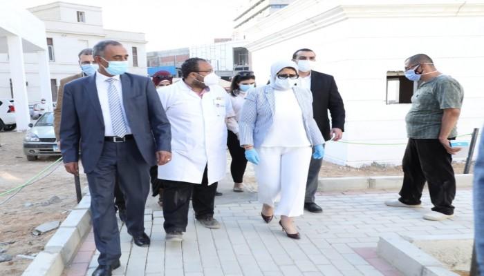 مصر.. الصحة ترفض تحديد جدول زمني لتطعيم المواطنين ضد كورونا