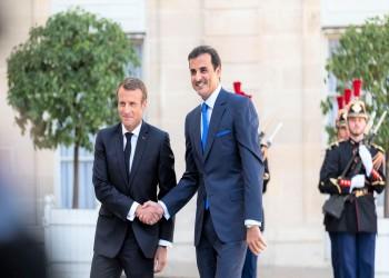 ماكرون يهاتف أمير قطر ويهنئه بالمصالحة الخليجية