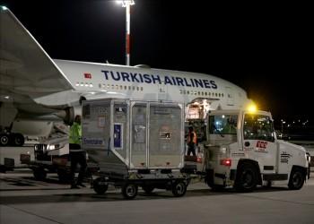 تركيا تتسلم 6.5 مليون جرعة من لقاح كورونا