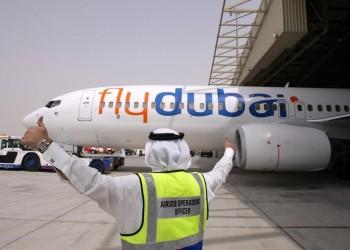 فلاي دبي الإماراتية تعلق رحلاتها إلى إسرائيل حتى نهاية يناير الجاري