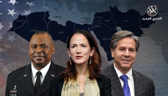 ماذا تكشف التصريحات الأولى لمسؤولي إدارة بايدن بخصوص الشرق الأوسط؟