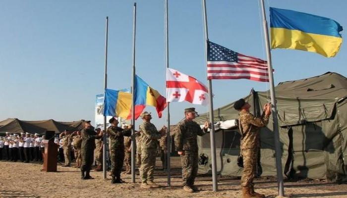 أوكرانيا تسمح بإجراء تدريبات عسكرية أجنبية فوق أراضيها