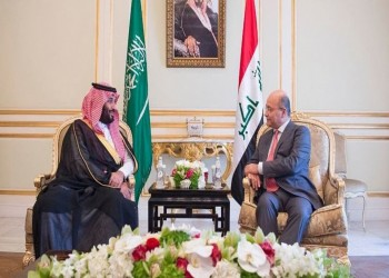 الرئيس العراقي وولي العهد السعودي يبحثان آفاق التعاون الثنائي