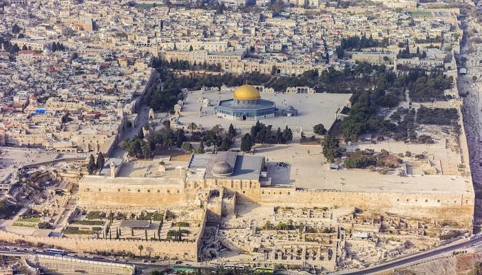 الأردن يعلن استئناف عمليات الترميم في المسجد الأقصى