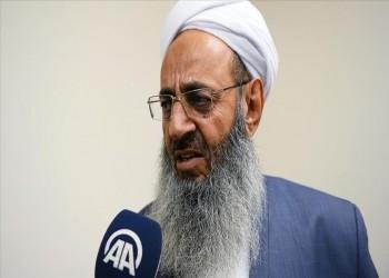 عالم سني ينتقد هدم السلطات الإيرانية مسجدا لأهل السنة