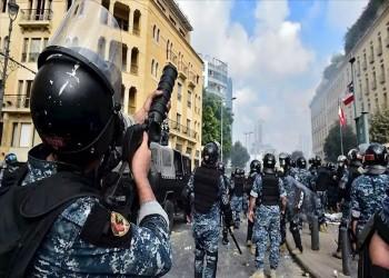 العفو الدولية تندد باستخدام الأمن اللبناني أسلحة فرنسية لقمع متظاهرين سلميين