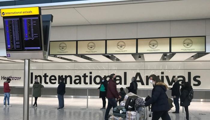 بسبب كورونا.. بريطانيا تضيف الإمارات إلى قائمة حظر السفر