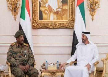 بن زايد والبرهان يؤكدان عمق العلاقات بين الإمارات والسودان