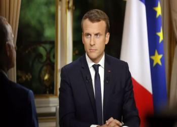 ماكرون يدعو لضم السعودية للاتفاق النووي.. وينوي زيارة لبنان