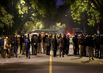 جماعة هندية مجهولة تتبنى التفجير قرب سفارة إسرائيل بنيودلهي