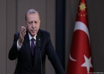 هنأه بمنصبه الجديد.. أردوغان يدعو لاشيت لتعزيز التعاون التركي الألماني