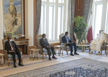 أول زيارة منذ عزل البشير.. حميدتي يبحث مع أمير قطر تطورات الأوضاع في السودان