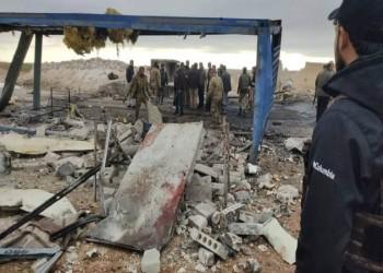 مقتل 12 بينهم 7 مدنيين في تفجيرين شمالي سوريا