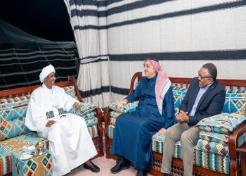 العطية يبحث مع حميدتي تعزيز العلاقات بين قطر والسودان