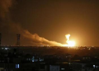 دمشق تعلن التصدي لهجوم إسرائيلي.. ومصادر: استهدف القنيطرة (فيديو)