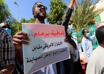 إقامة ملتقى التطبيع بين السودان وإسرائيل تحت حراسة مشددة