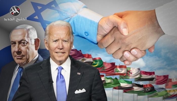 بايدن وفلسطين: «ثلاث ضربات في الرأس توجِع»