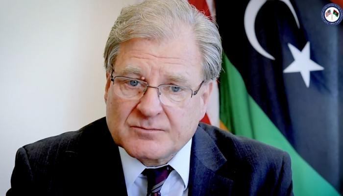السفير الأمريكي لدى ليبيا يعلق على نتائج ملتقى الحوار