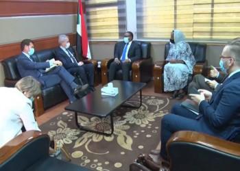 السودان لوفد أوروبي: لا نرغب في خوض حرب ضد إثيوبيا