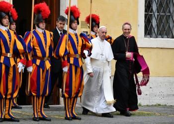 البابا فرانسيس سيلتقي السيستاني خلال زيارته إلى العراق