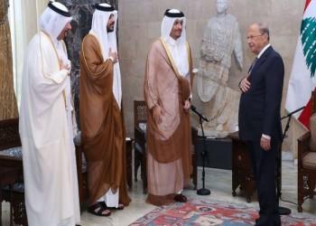 وزير خارجية قطر يزور بيروت للقاء عون ومسؤولين لبنانيين