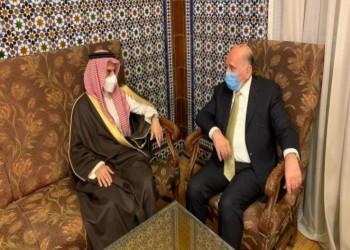 وزيرا خارجية السعودية والعراق يبحثان العلاقات الثنائية وقضايا المنطقة