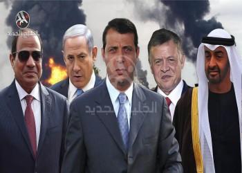 الأردن ومصر لعباس: لا انتخابات دون مصالحة مع دحلان