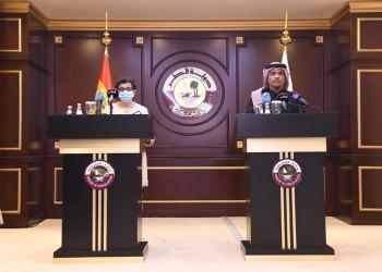 قطر: نواصل الاتصالات مع الولايات المتحدة وإيران لخفض التصعيد