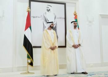 الإمارات تهنئ روحاني باليوم الوطني لإيران