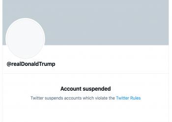 تويتر: لن نسمح لترامب بالتغريد حتى لو أصبح رئيسا مجددا