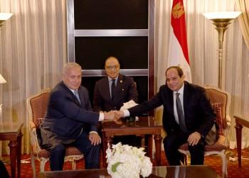 مسؤول إسرائيلي داخل سفارة مصر بواشنطن.. ماذا حدث؟ (صورة)