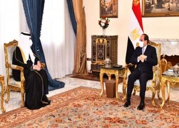 السيسي يتسلم رسالة من الملك سلمان