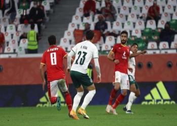 الأهلي المصري يحرز المركز الثالث بمونديال الأندية في قطر