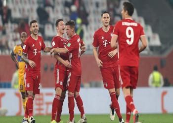 بايرن ميونخ الألماني يحرز لقب مونديال الأندية
