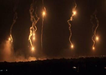 انفجار قنبلة صوتية بريف القنيطرة قرب الجولان.. ولا إصابات