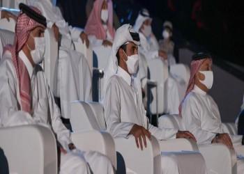 أمير قطر يكرم جنودا دافعوا عن السعودية في حرب الخليج الثانية