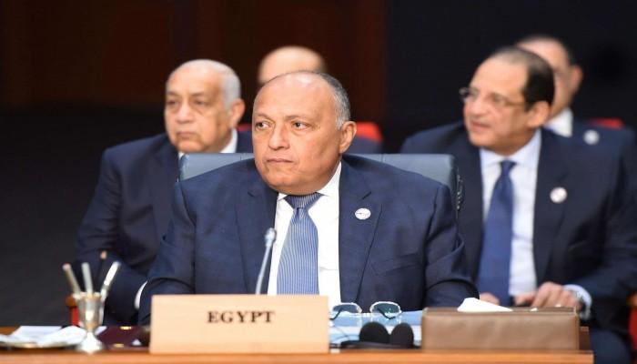 وزير الخارجية المصري: لسنا قلقين من إدارة بايدن