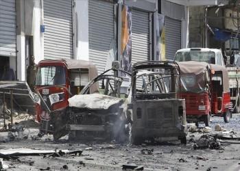 تفجير انتحاري قرب قصر الرئاسة في مقديشو