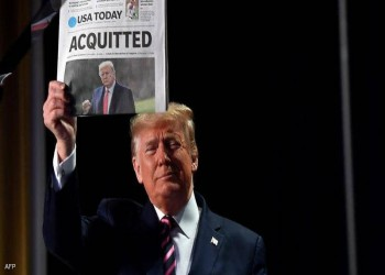 انتهاء مرتقب لمحاكمة ترامب بعد الاستقرار على عدم استدعاء شهود
