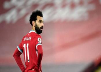 جماهير ليفربول تطالب برحيل محمد صلاح