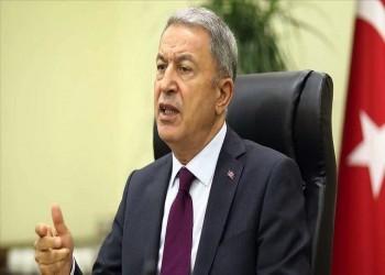 """تركيا تعلن انتهاء عملية """"مخلب النسر 2"""" في العراق"""
