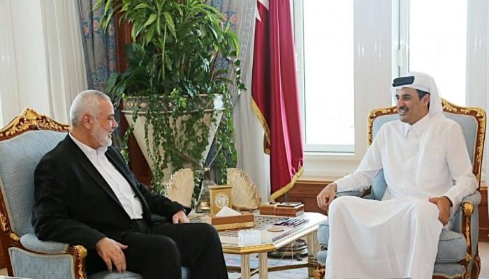 هنية يطالب قطر بمراقبة الانتخابات الفلسطينية