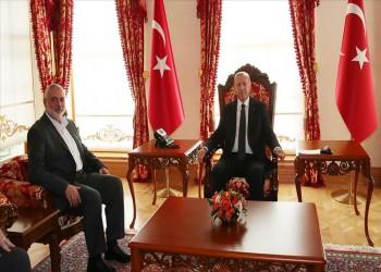 بعد قطر.. هنية يدعو تركيا للمشاركة في الرقابة على الانتخابات