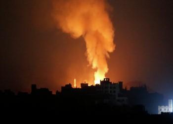 النظام السوري يعلن التصدي لقصف إسرائيلي جنوبي دمشق